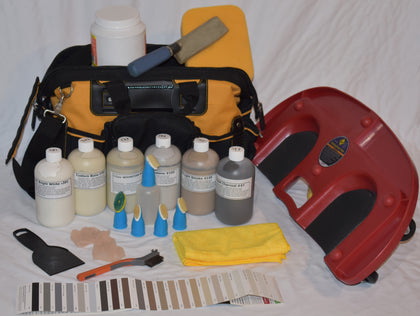 Contractor Kit -- An affordable first step in grout restoration for great additional income.
