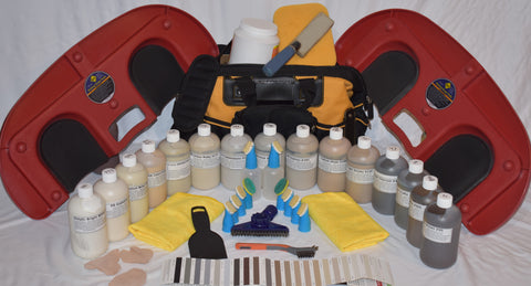 Contractor Pro Kit -- Everything needed for the serious grout restoration contractor.