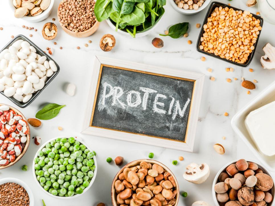 Why eat plant based protein?