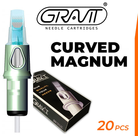 Curved Magnum | Gravit Needles (USA)