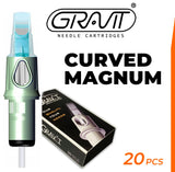 Curved Magnum | Gravit Needle Cartridges