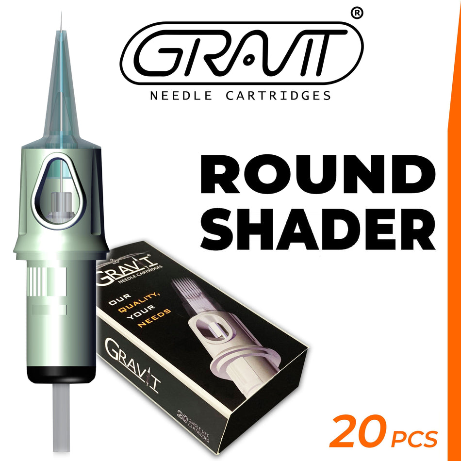 Round Shader | Gravit Needles (USA)
