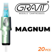 Magnum | Gravit Needle Cartridges (USA) 1207M1-0.35MM