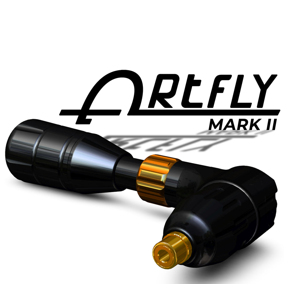 Mark 2 | Artfly Rotary Machine MARK 2 - Gunmetal Grey