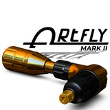 Mark 2 | Artfly Rotary Machine MARK 2 - Gold Orange