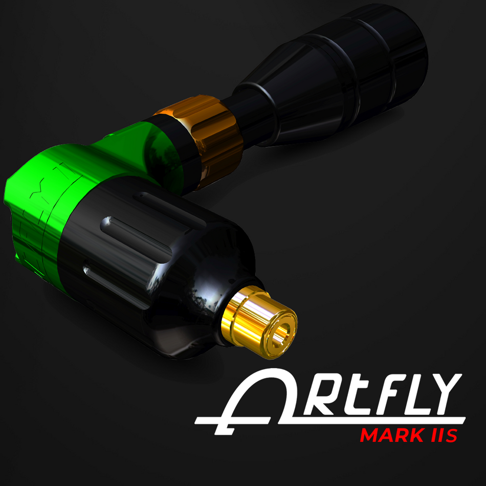 Mark 2s | Artfly Rotary Machine