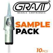 Sample Pack V1 | Gravit Needle Cartridges | USA [variant_title]
