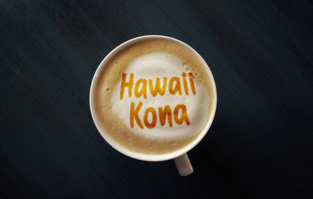 1/2 lb Custom Roasted Hawaii Kona Coffee - Fresh Ground or Whole Bean Coffee - Custom fresh Roasted Coffee made with freshest beans | Kona, Blue Mountain