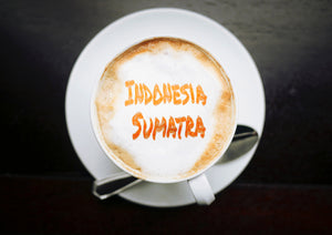 1 lb Roasted Indonesia Sumatra Mandheling Coffee - Medium Roast