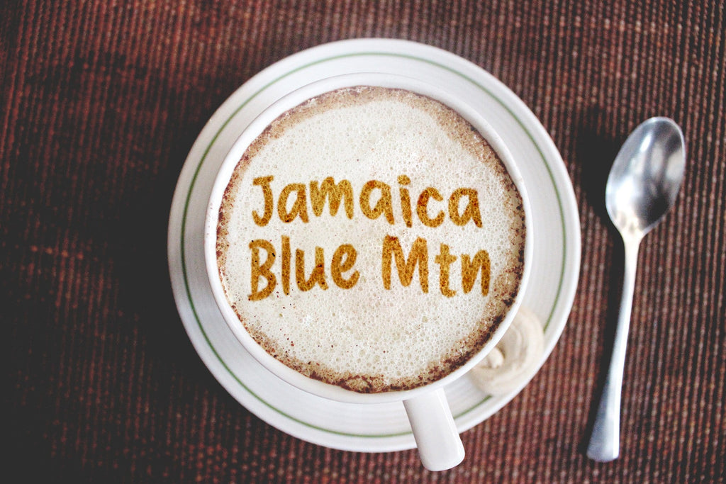 1/2 lb Custom Roasted 100% Jamaica Blue Mountain Coffee - Fresh Ground or Whole Bean Coffee - Custom fresh Roasted Coffee made with freshest beans | Kona, Blue Mountain