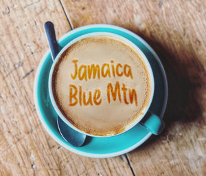 1 lb Custom Roasted 100% Jamaica Blue Mountain Coffee - Fresh Ground or Whole Bean Coffee - Custom fresh Roasted Coffee made with freshest beans | Kona, Blue Mountain