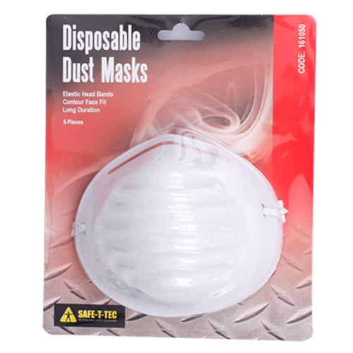Disposable Face Mask - pack of 5