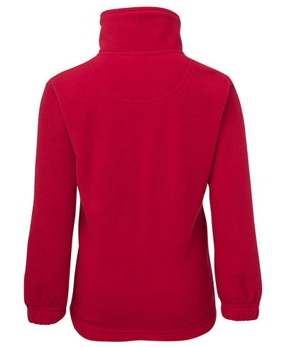 Kids 1/2 Zip Polarfleece