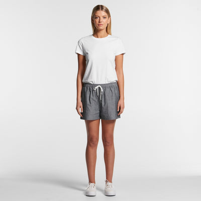 Womens Madison Shorts