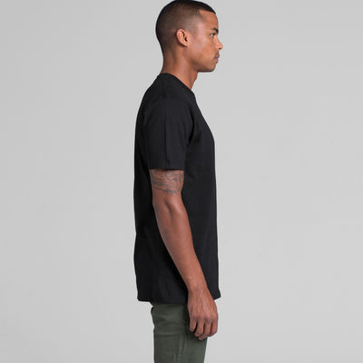 Mens Block Tee (4XL-5XL)