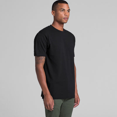 Mens Block Tee (3XL-5XL)