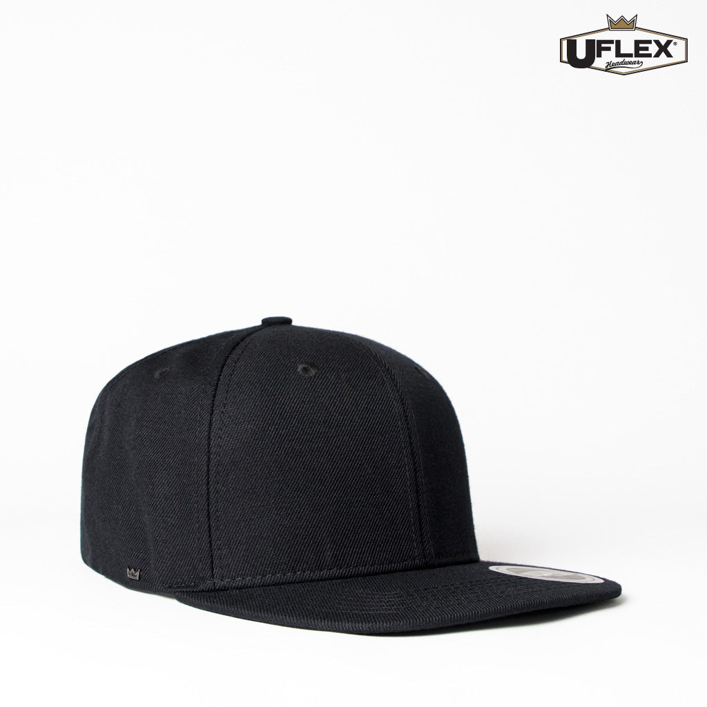 UFlex Flat Peak Fitted Cap