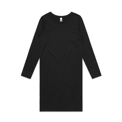 Mika Organic Longsleeve Dress