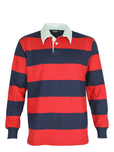 Cloke Striped Rugby Jersey