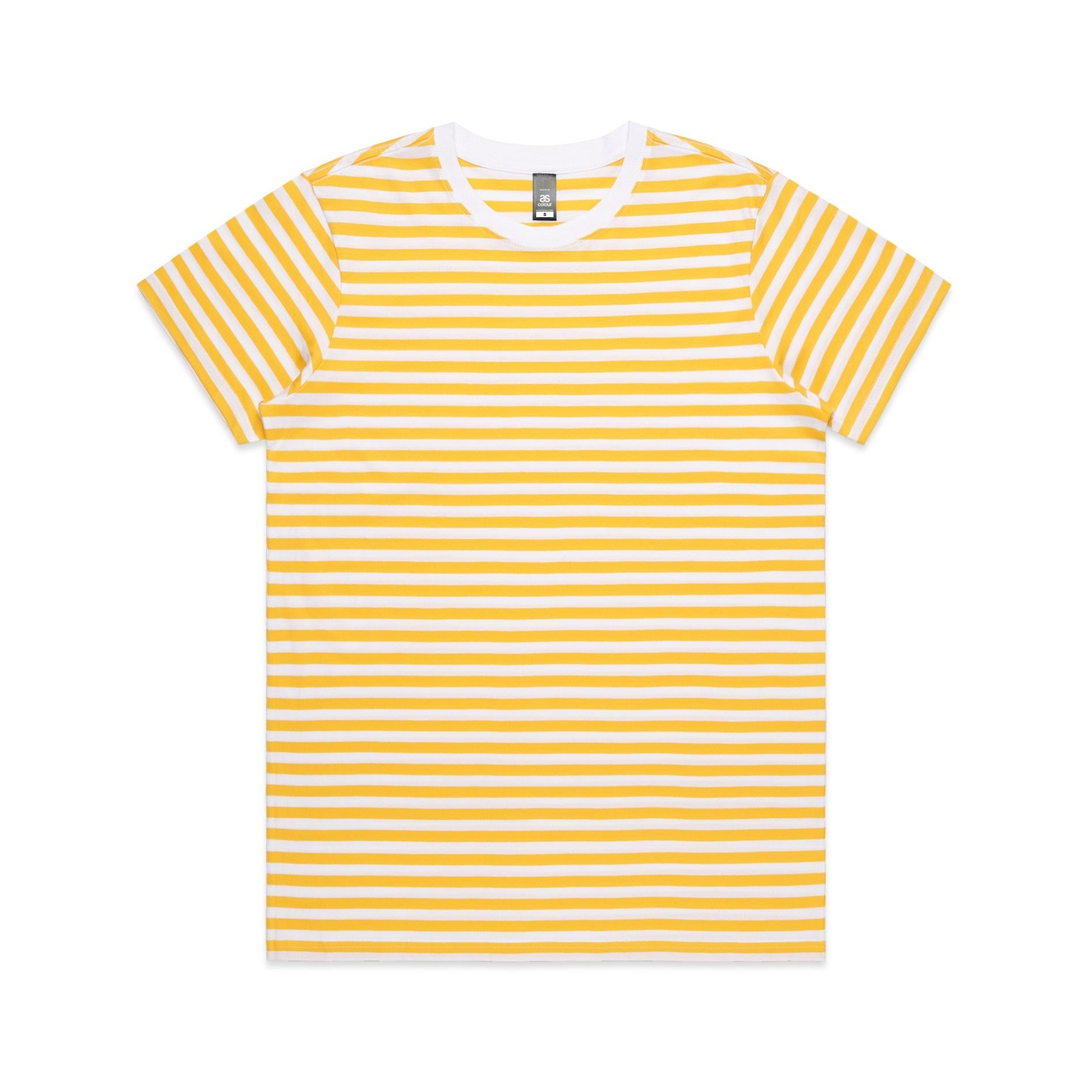 Womens Maple Stripe Tee