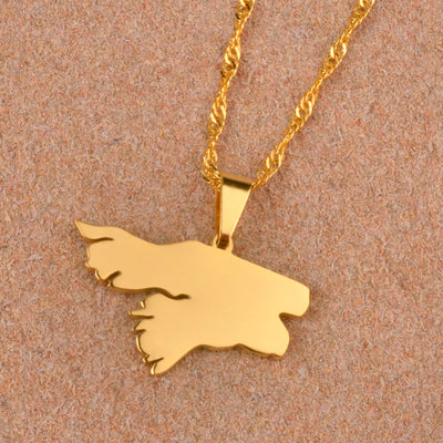My Guinea Bissau Necklace