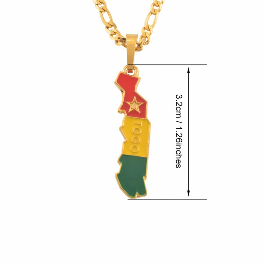 God's Land Togo Necklace