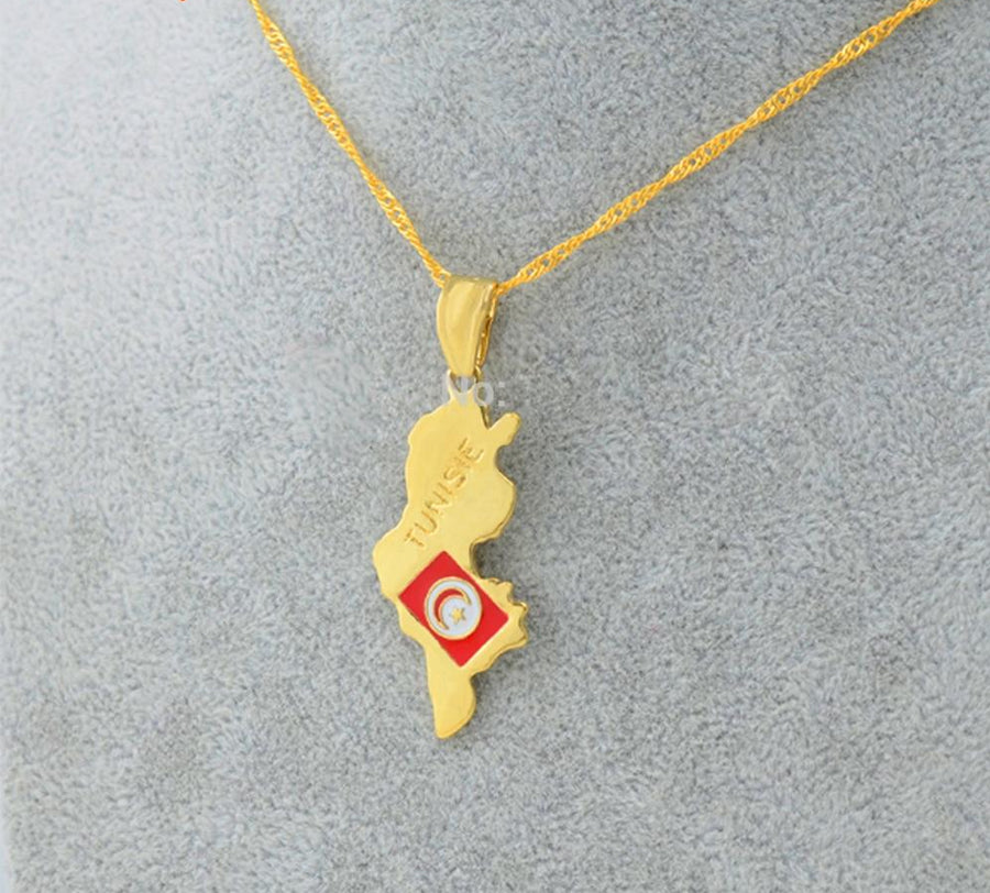 My Tunisie Necklace