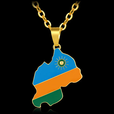 Beautiful Rwanda Necklace
