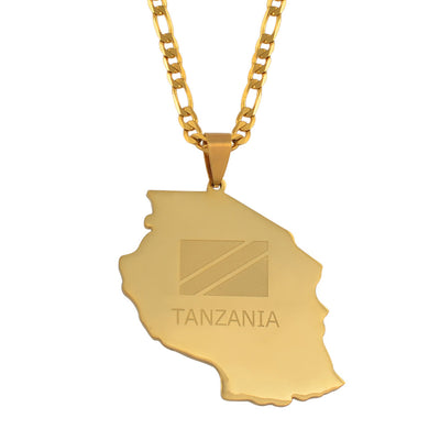 My Tanzania Necklace