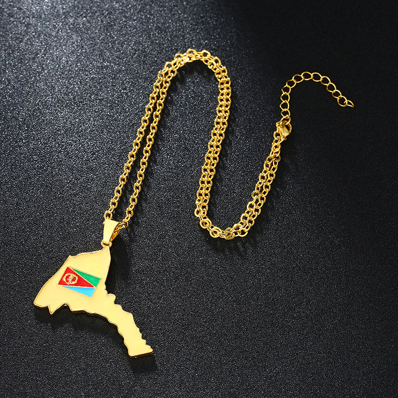 My Eritrea Necklace