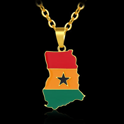 Black star of Ghana