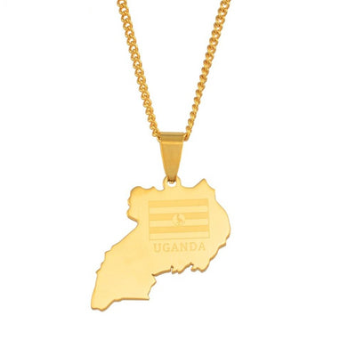 My Uganda Necklace