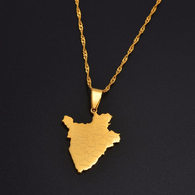 My Burundi Necklace