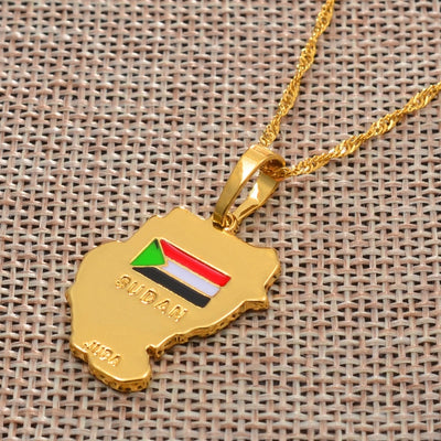 The Original Sudan Necklace