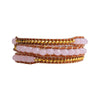 Strengthen Love Wrap Bracelet