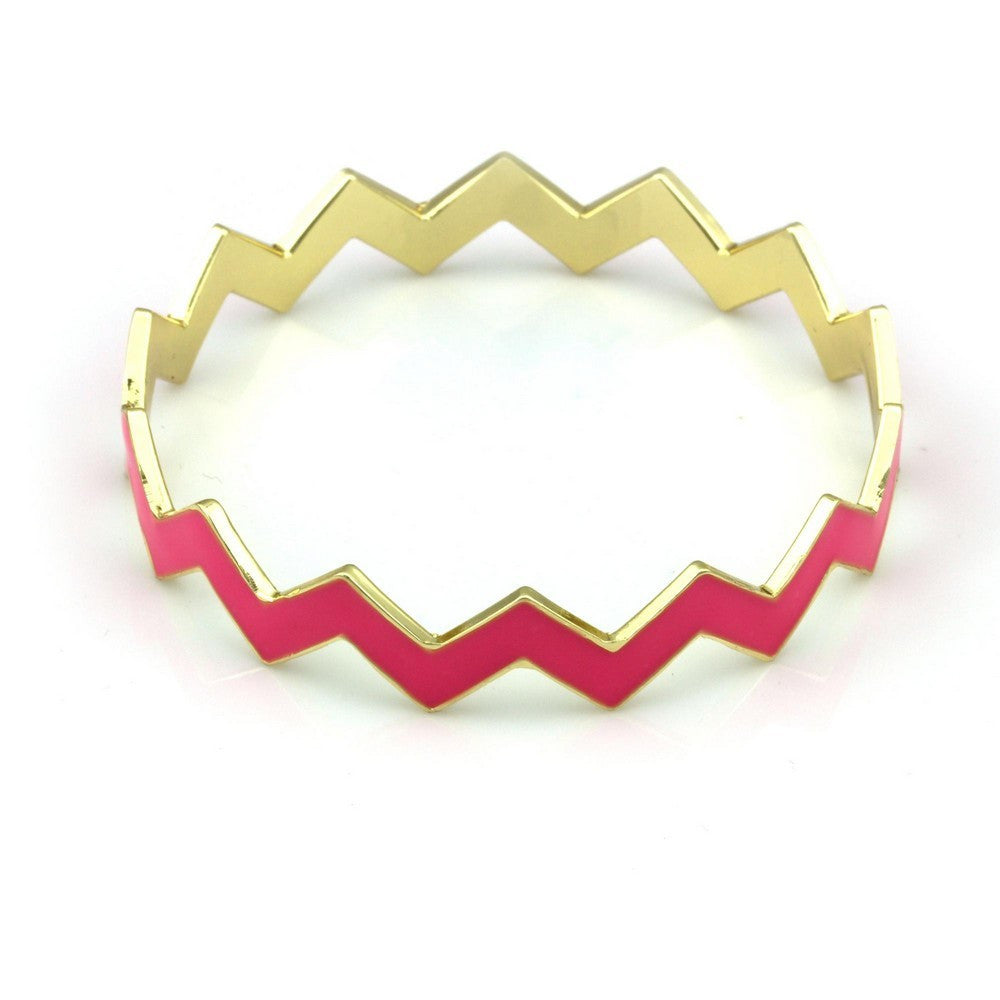 Balla Claire Pink Rose And Golden Stackable...