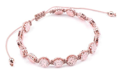 Rose Gold Bloom Bracelet