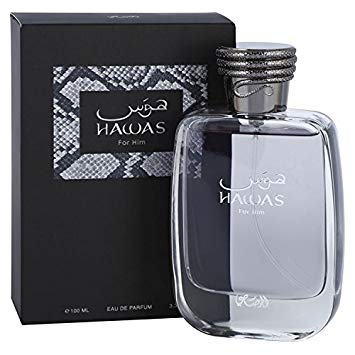 RASASI HAWAS FOR HIM EAU DE PARFUME FOR MEN 100 ML