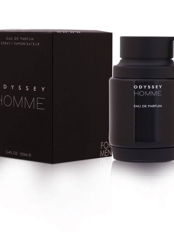 Odyssey Homme Black by Armaf 100ml