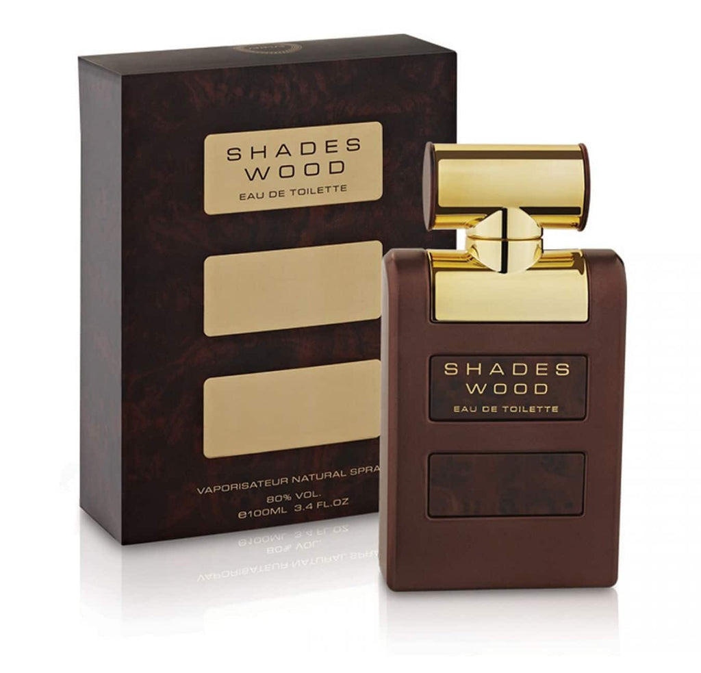 Shades Woods By Armaf Perfumes