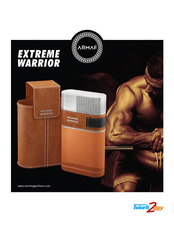 ARMAF EXTREME WARRIOR PERFUME FOR MEN 100 ML EDT