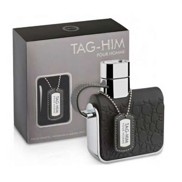 Tag Him For Men By Armaf Perfumes 100ml EDT