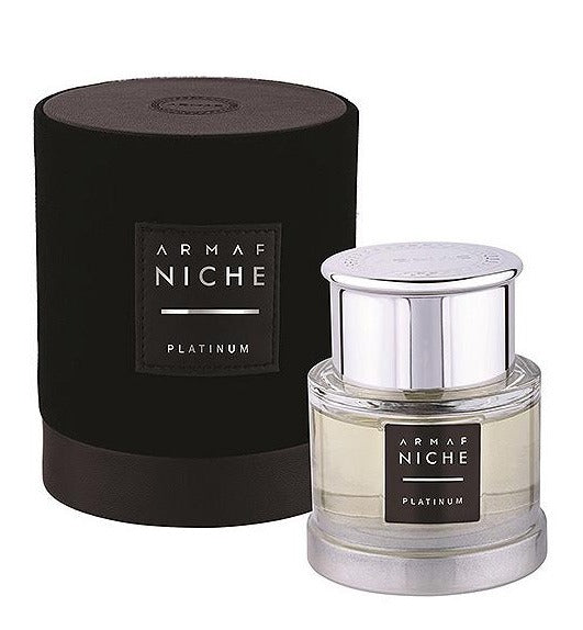ARMAF NICHE PLATINUM PERFUME FOR MEN 90 ML EDT