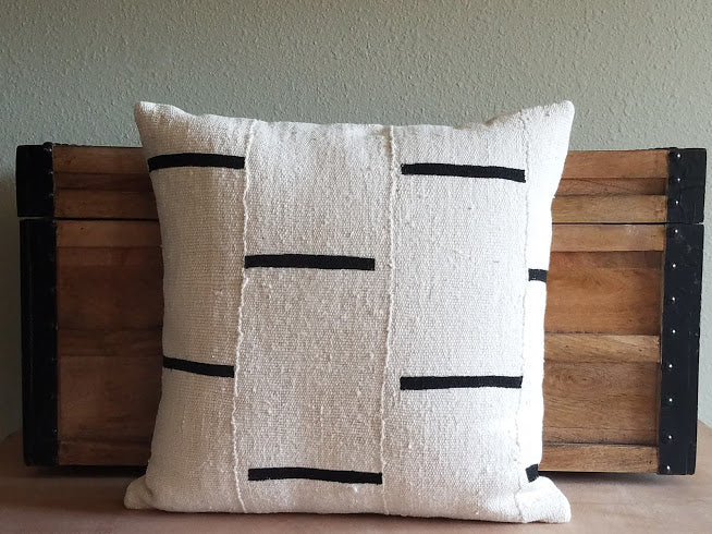 The Mud Cloth Collections: Victoria Pillow Cover
