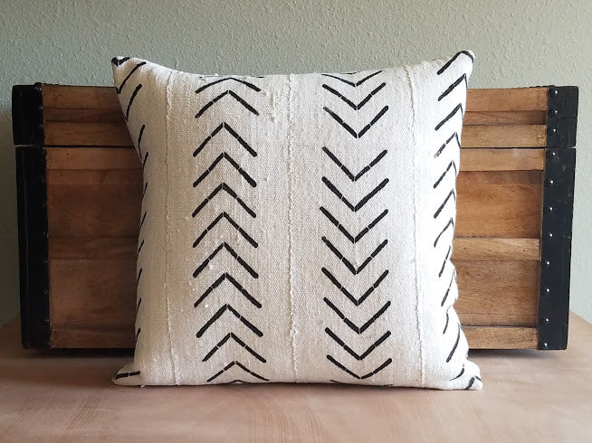 The Mud Cloth Collections: Cheyenne Pillow Cover