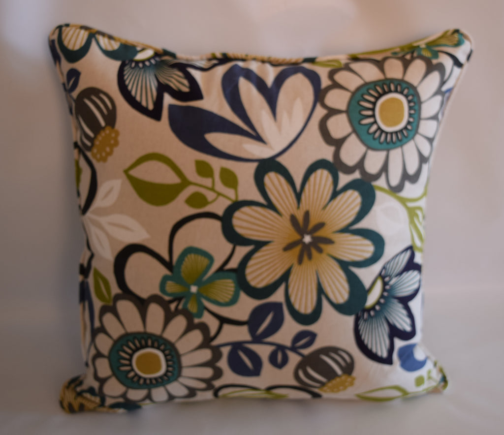 The Madison Collections: Breakaway Breeze Pillow Cover