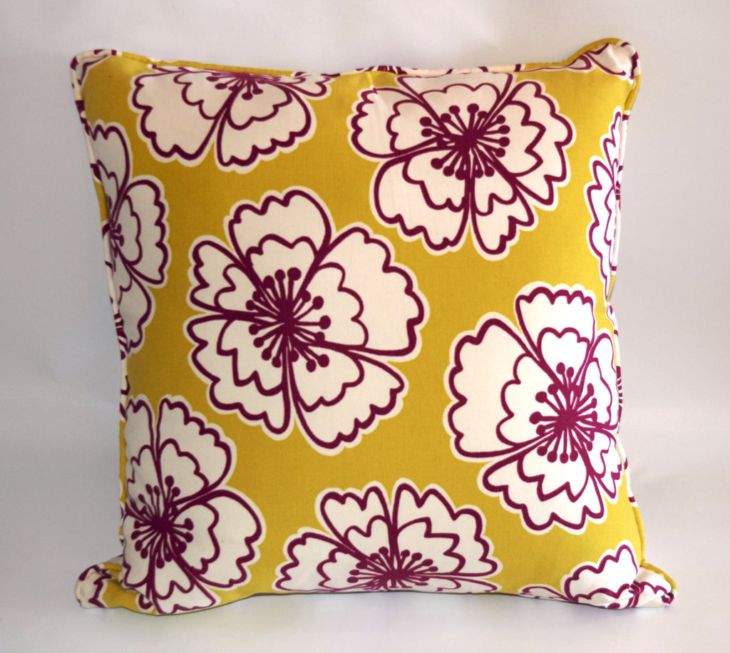 The Madison Collections: Honeydew Pillow Cover