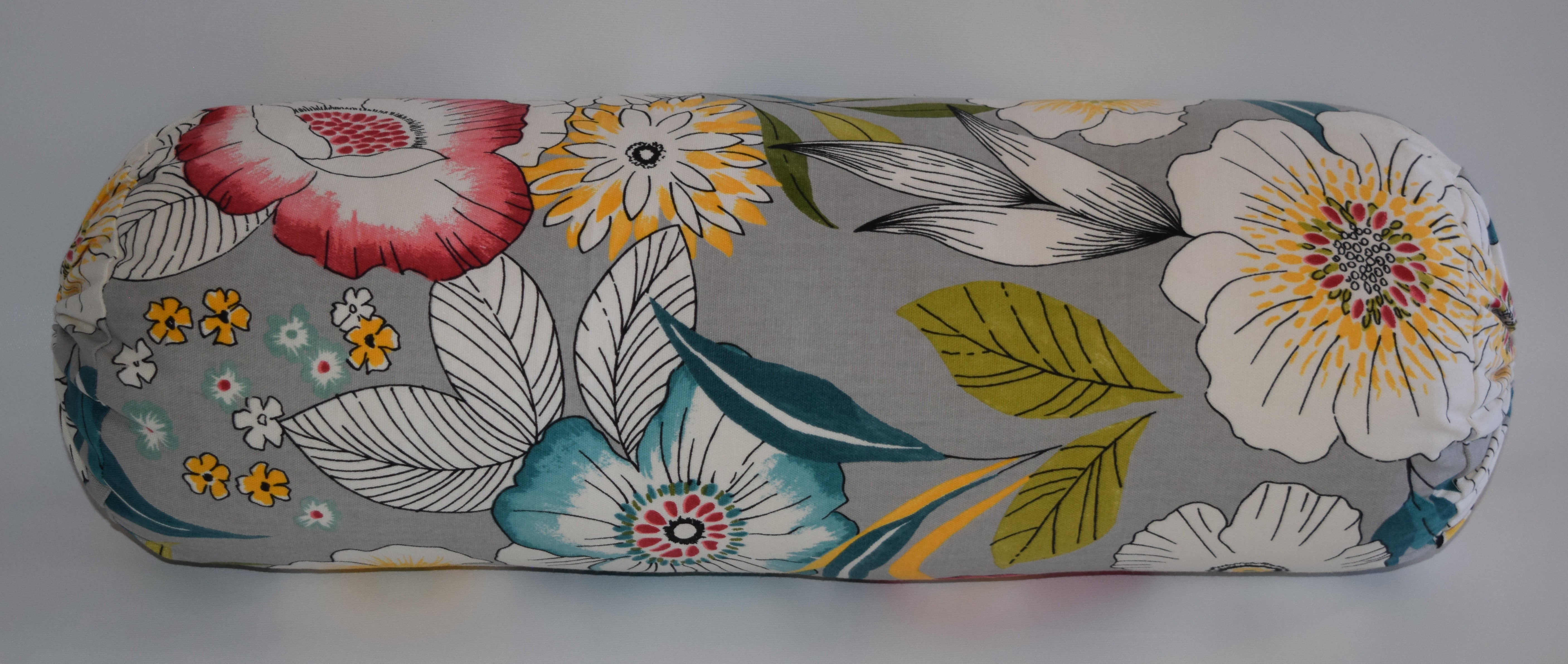 The Lilly Collections: Sterling Bolster Pillow Cover