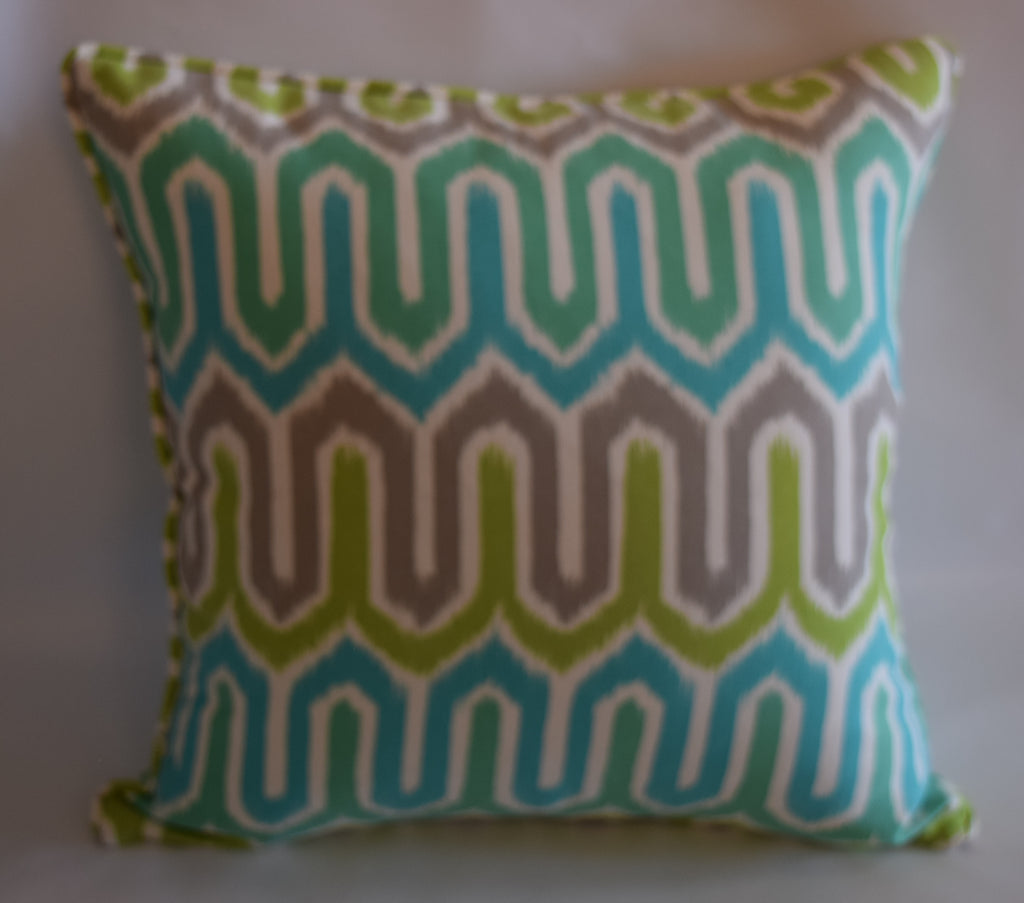 The Madison Collections: Termize Pillow Cover