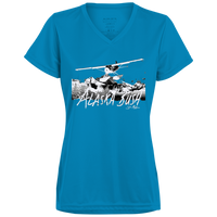 Ladies' Premium Wicking T-Shirt